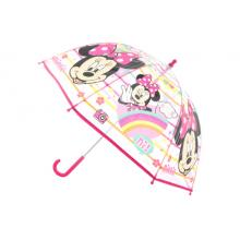 Lamps Deštník Minnie průhledný manuální