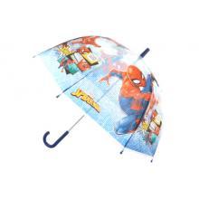 Lamps Deštník Spider-Man manuální průhledný