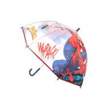 Lamps Deštník Spider-man průhledný manuální II