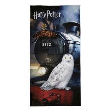 Detexpol plážová osuška Harry Potter expres 70x140 cm