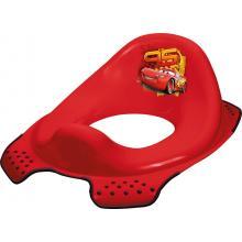 Keeeper Adaptér na WC Cars červená