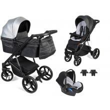 Kočárek DorJan Quick Premium s autosedačkou DorJan Quick Premium 2021