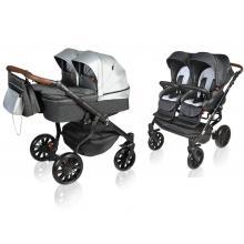Kočárek DorJan Twin VIVO 2021