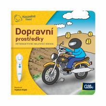Albi KOUZELNÉ ČTENÍ Minikniha pro nejmenší Dopravní prostředky