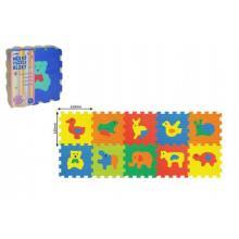 Wiky Pěnové puzzle Zvířata 30x30 cm