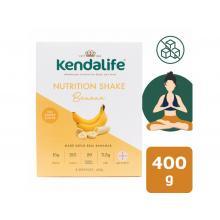 Kendalife proteinový nápoj banán (400g)