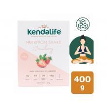 Kendalife proteinový nápoj jahoda (400g)