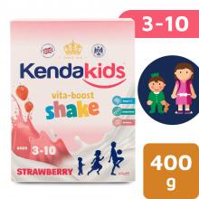 Kendakids Jahodový instantní nápoj pro děti (400g)