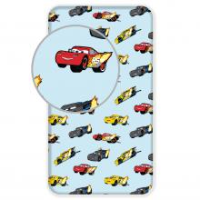 Jerry Fabrics prostěradlo Cars Madness 90/200 cm