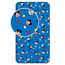 Jerry Fabrics prostěradlo Mickey 004 90/200 cm