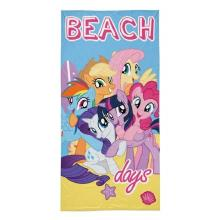 Detexpol plážová osuška My Little Pony Beach 70x140 cm