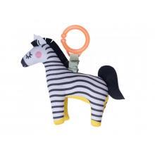 Taf Toys Chrastítko zebra Dizi