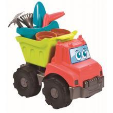 Ecoiffier Nákladní auto s příslušenstvím na písek
