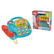 Simba ABC Baby telefon, na baterie, 20 x 20 cm