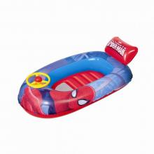 Bestway Nafukovací malý člun Spiderman, 112x70 cm
