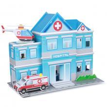 Fiesta Crafts 3D puzzle - Nemocnice