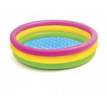 Intex Bazén nafukovací dno 114x25 cm v krabici