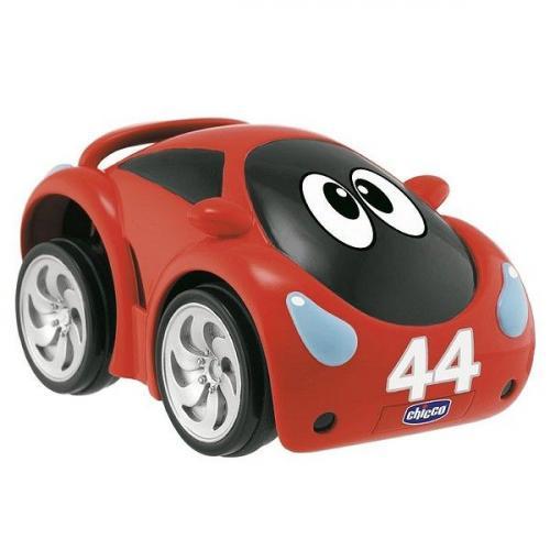 Chicco Autíčko Turbo Touch červené