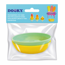 Dooky StopDrip Yellow/Mint 2 ks