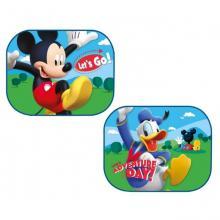 Eurasia Sluneční clony Mickey a Donald 2 ks