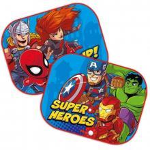 Seven Sluneční clony Avengers Super Hero 2 ks