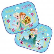 Seven Sluneční clony Ledové Království Anna a Elsa 2 ks