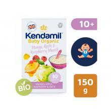 Kendamil BIO/Organická ovesná kaše s ovocem (mango, jablko, malina) (150g)