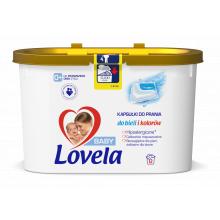 LOVELA Baby gelové kapsle na praní 12 ks