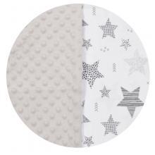 Tomi deka Minky plná hvězda 78x78 cm