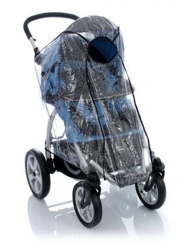 Babypoint neoriginální pláštěnka na kočárek X-lander XA