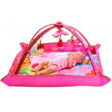 Tiny Love Hrací deka s hrazdou Gymini® Tiny Princess ™ Move&Play