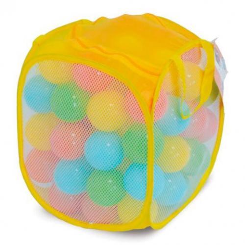 Ludi míčky různobarevné 75 ks
