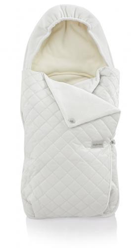 Inglesina Newborn zimní pytel pro hlubokou vaničku - Light Grey
