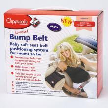 Clippasafe bezpečnostní pás do auta pro těhotné