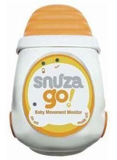 Snuza mobilní monitor pohybu dítěte GO!