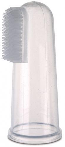 Farlin kartáček na zoubky silikonový