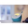 Pokročilé monitorování vašeho dítěte. Chůvička Philips AVENT SCD 560 přináší naprostou jistotu. Nejspolehlivější připojení v kombinaci s uklidňujícími vlastnostmi, zatímco vaše dítě dobře spí, můžete jako rodič zažít novou úroveň pohodlí.