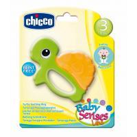 Chicco Kousátko-chrastítko želvička