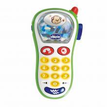 Chicco Telefon s fotoaparátem vibrující