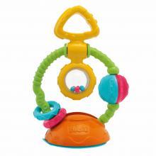 Chicco Chrastítko na židličku Touch&Spin