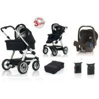 Kočárek ABC Design Viper 4S + hluboká korba + autosedačka Römer Baby-Safe Plus SHR 2014