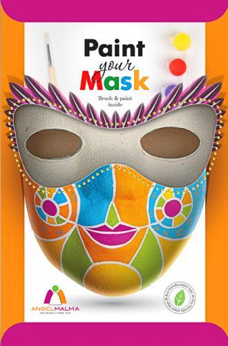 Angel Malma Namaluj si masku