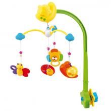 Canpol babies kolotoč plastový s melodiemi jarní louka