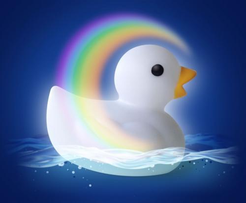 Pabobo Lumilove Bath Duck