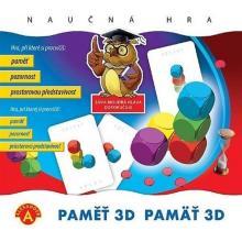 Pexi Hra Paměť 3D