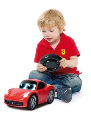 Auto na dálkové ovládání pro děti