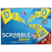 Mattel Hra Scrabble Junior česká verze