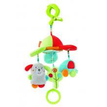 Fehn Holiday mini hrací kolotoč pejsek