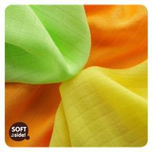 KIKKO Bambusové ubrousky (pleny) XKKO®BMB Colours 30x30 cm - 9ks