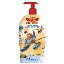 EP Line Letadla 2 - 2 v 1 - pěna a sprchový gel s baobabem a ženšenem